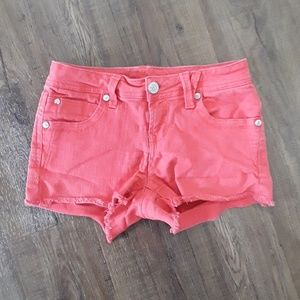 Wallflower Juniors Jean Shorts